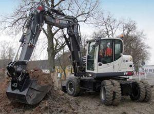 Nye stærkere kompakte gravemaskiner