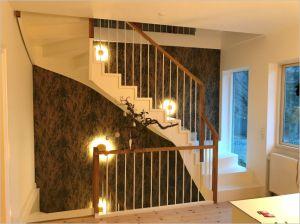 Opsadlet trappe