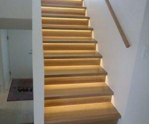 lys til trappe